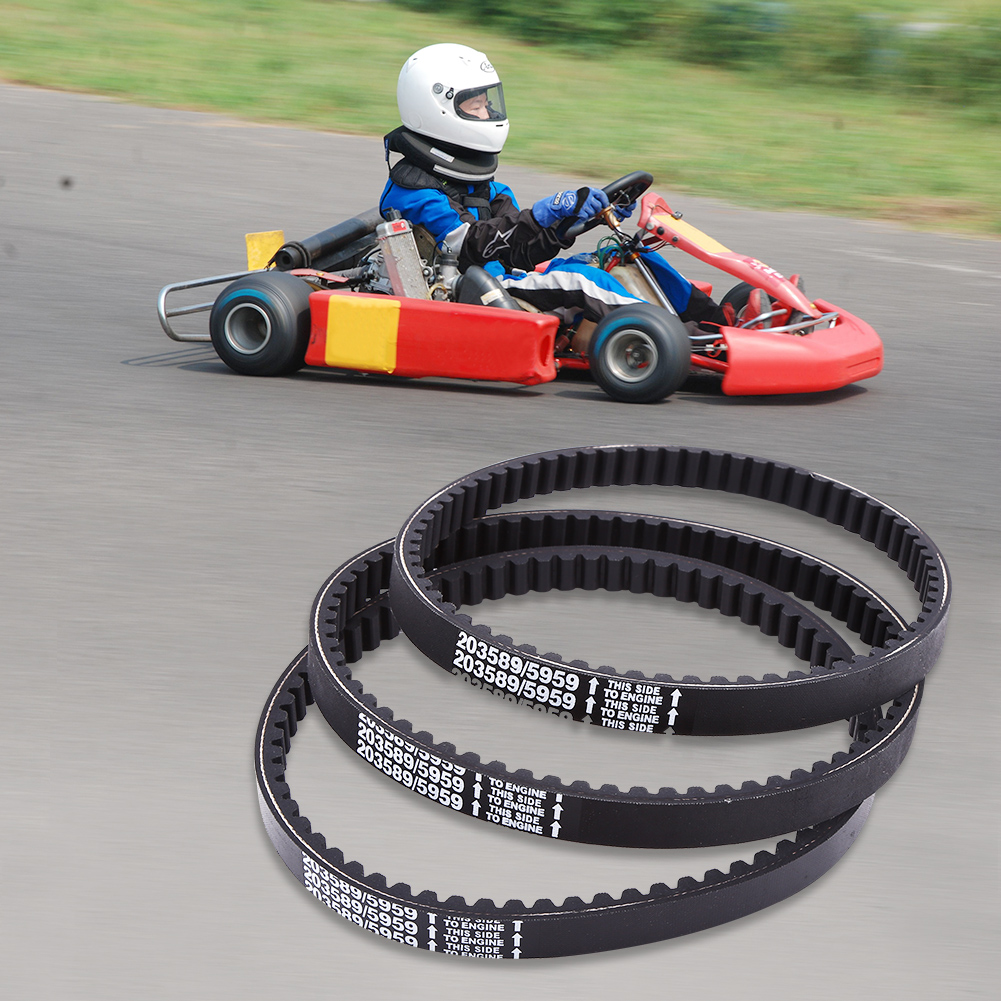 Go Kart Drive Belt 30 Series Replaces Manco 5959 Comet 203589 TAV2 Kart Kit
