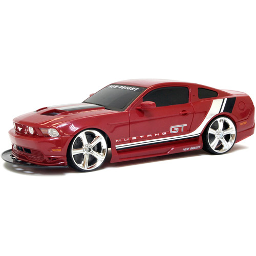 New Bright Mustang Radio-Controlled 1:10 Scale Vehicle