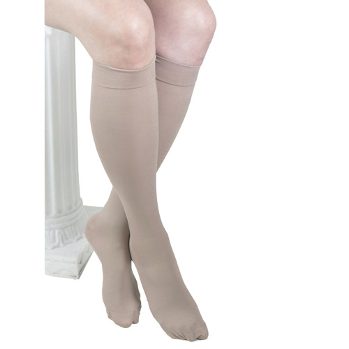 ITA-MED Microfiber Knee Highs - Compression (25-35 mmHg): H-304