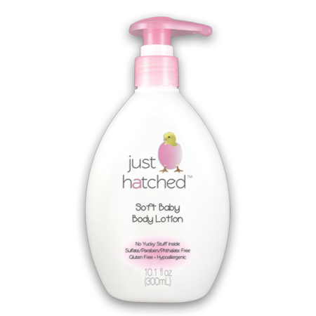 Just Hatched Baby Lotion 10.1 Oz