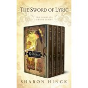 The Sword of Lyric: The Complete Series - eBook