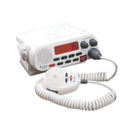 Cobra MR F45 Marine Radio - VHF - 3 Marine / 10 Weather / 16/9 Instant - 25 W - Fixed Mount