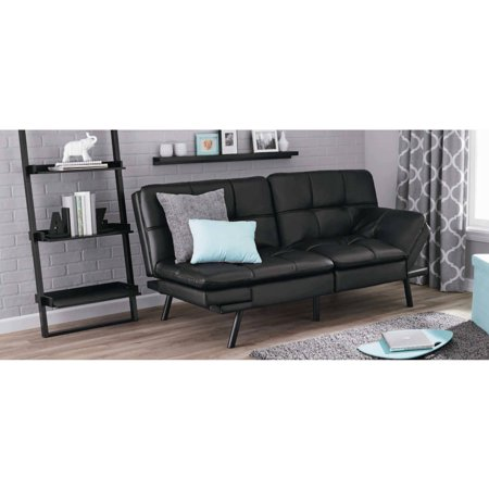 Lots Of Customer Reviews Advise That The Mainstays Memory Foam Futon Multiple Colors Are Actually Top Quality And It S Usually Affordable Priced