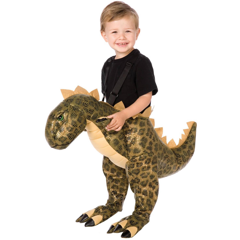 Plush T-Rex Child Halloween Costume
