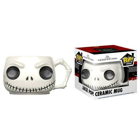 Nightmare Before Christmas Funko POP! Home Jack Ceramic Mug](Ceramic Figures)