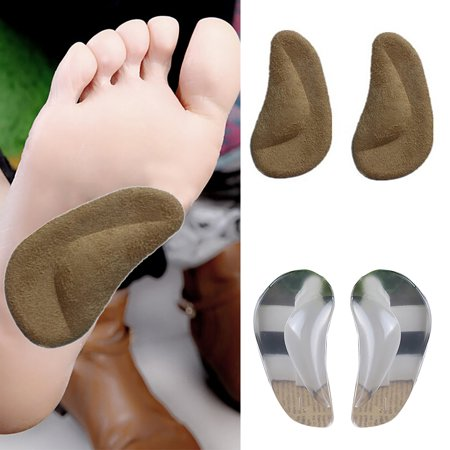 ZeAofa Kid Children Orthotic Arch Support Heel Flat Foot Pad Shoe Insoles