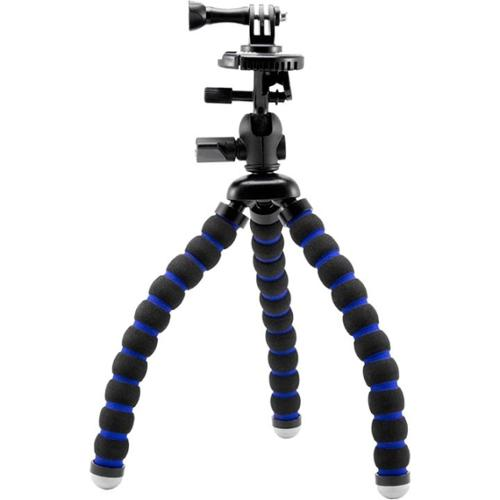 "Arkon Gprotrixl 11"" Flexible Tripod For Gopro[r] Hero[r] Action Cameras"