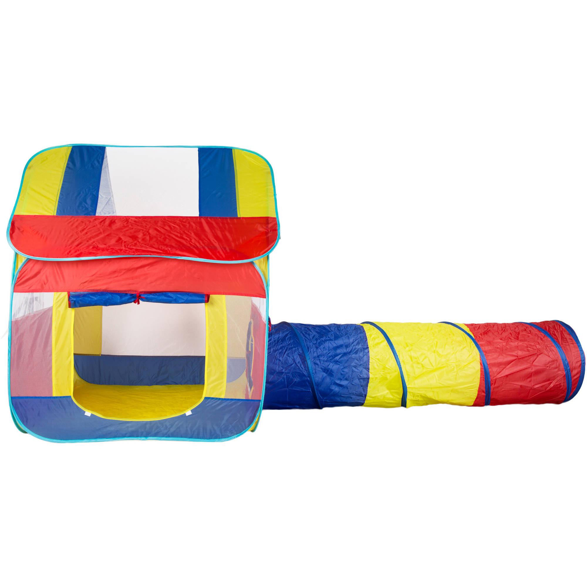 Kayata Kids House and Tunnel Children's Fun Playhouse Tent
