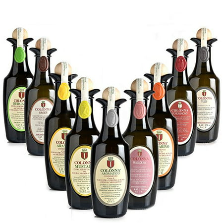 Infused Extra Virgin Olive Oil by Marina Colonna - 250ml - Pepperoncino (8.45 fluid ounce) ()