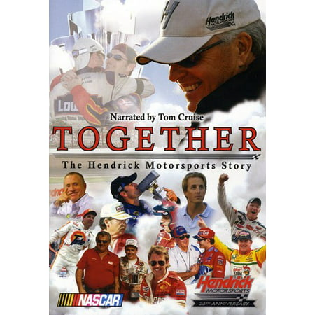 Together: The Hendrick Motorsports Story (DVD) - Plus Size Movie