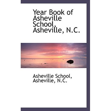 Year Book of Asheville School, Asheville, N.C.](Party City In Asheville Nc)