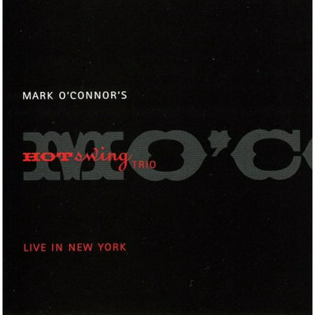 Mark O'Connor's Hot Swing Live In New York