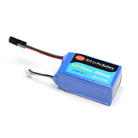 MaximalPower 2600mAh Li-Po Lithium Polymer Battery For PARROT AR.DRONE 1.0 + 2.0 + POWER EDITION 4s Li Polymer Battery
