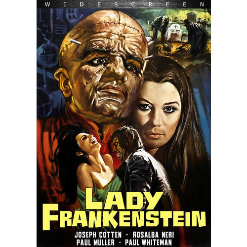 Lady Frankenstein by NOSTALGIA FAMILY