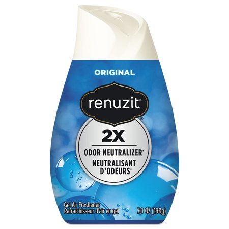 Adjustables Air Freshener, Super Odor Killerz, Original Scent, Solid, 7oz, 12/ct