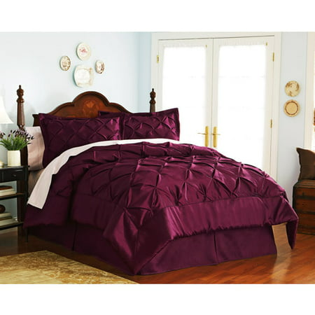 Better homes and gardens bedding tufted 4 piece comforter - Better homes and gardens comforter sets ...