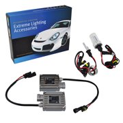 Tview H76K HID full conversion kit w/ water proof ballast relay cable included