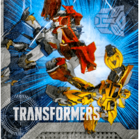 Transformers Party Paper Lunch Napkins, 16ct