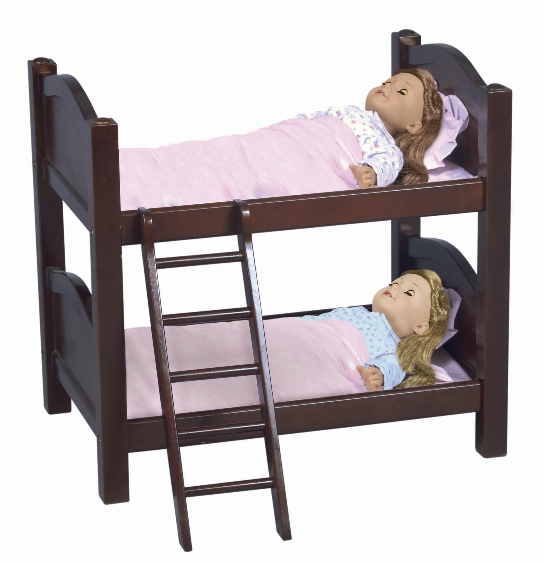 Doll Bunk Bed White Walmart