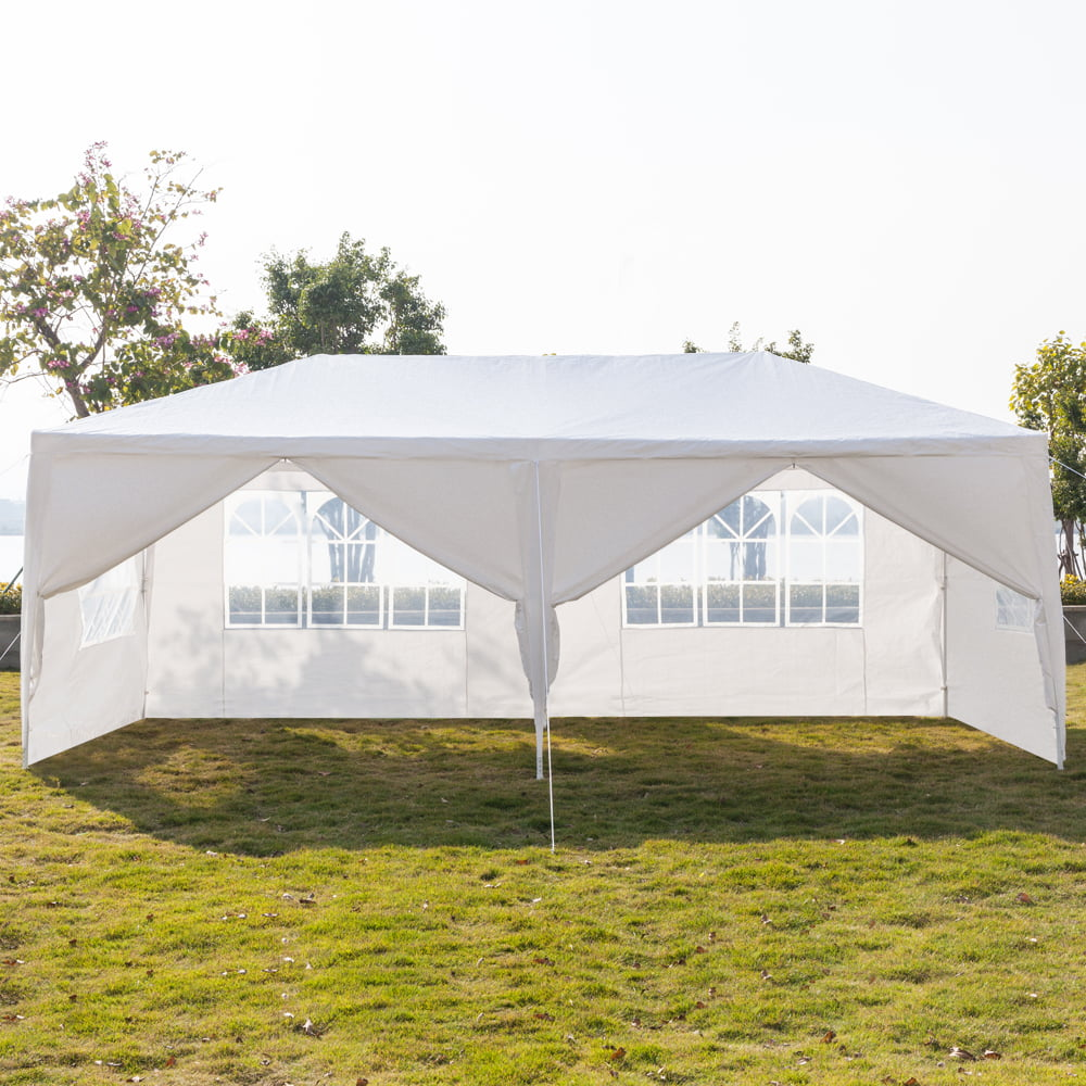 Wedding With White Tent: Clearance! Canopy Tents For Outside, Canopy Tent For Party