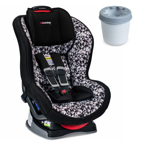 Britax Allegiance Convertible Prism Car Seat With Cup Holder Bundle