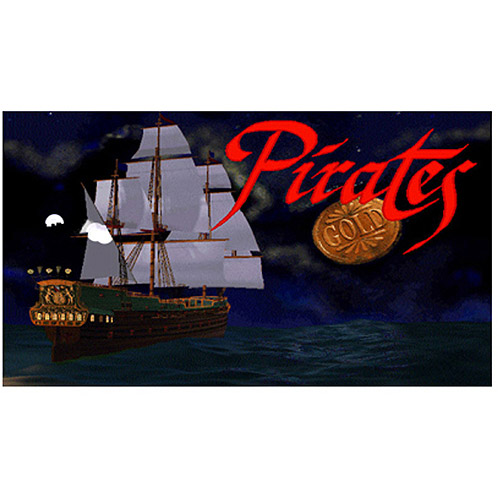 Tommo 58411030 Pirates! Gold Plus (PC/MAC) (Digital Code)