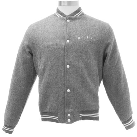 durkl men's junior high wool jacket ()
