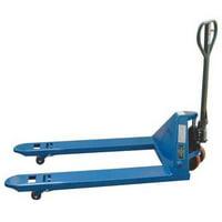ZORO SELECT 12U125 Pallet Jack,Load Capacity 5000 lb