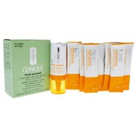 Fresh Pressed 7-Day System with Pure Vitamin C by Clinique for Women - 8 Pc Kit