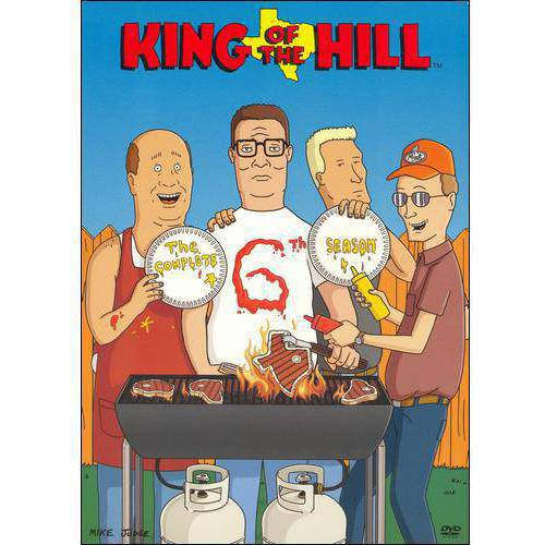 King Of The Hill: The Complete Sixth Season (Full Frame)