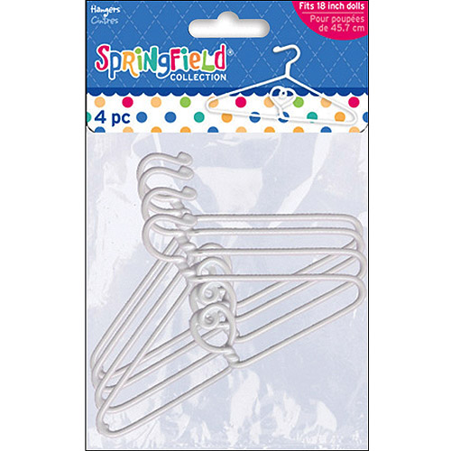Springfield Collection Clothes Hangers, 4pk