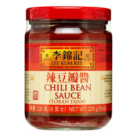 Lee Kum Kee Chicken Sauce ((2 Pack) Lee Kum Kee Chili Bean Sauce, 8 oz )