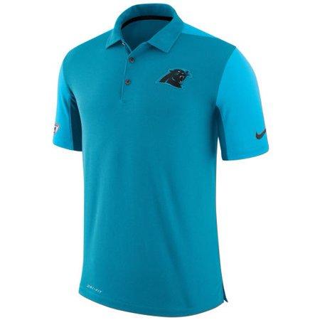 Carolina Panthers Nike Sideline Team Issue Logo Performance Polo - (Sideline Performance Polo)