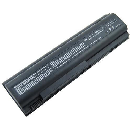 Compatible HP/Compaq Pavilion ze2405ea ze2409ea ze2410br ze2410ea ze2415ea ze2420br ze2420la ze2430br ze2500 ze2500Z ZT4000 Special Edition L2000 Black 8800mAh/95Wh 12 Cell Compatible Battery