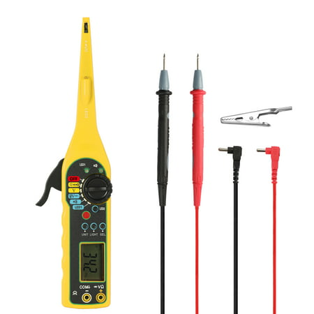 Multi function Auto Circuit Lamp Repair Tool Voltage Tester Multimeter