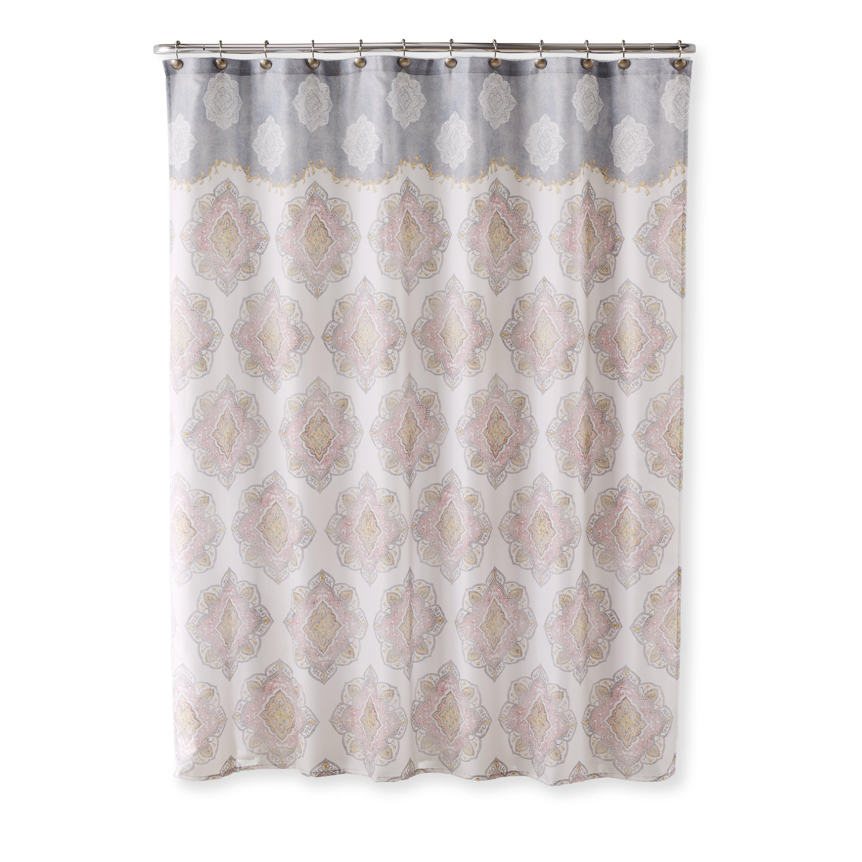 Better Homes & Gardens Global Jewels Shower Curtain