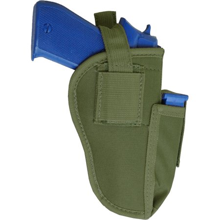 Every Day Carry Tactical Pistol Hand Gun Holster w/ Magazine Slot (Eaa Witness P Carry 9mm For Sale)