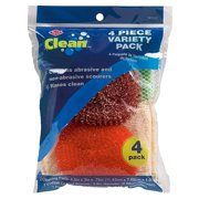 Ritz Clean 4pc Kitchen Combo Pack