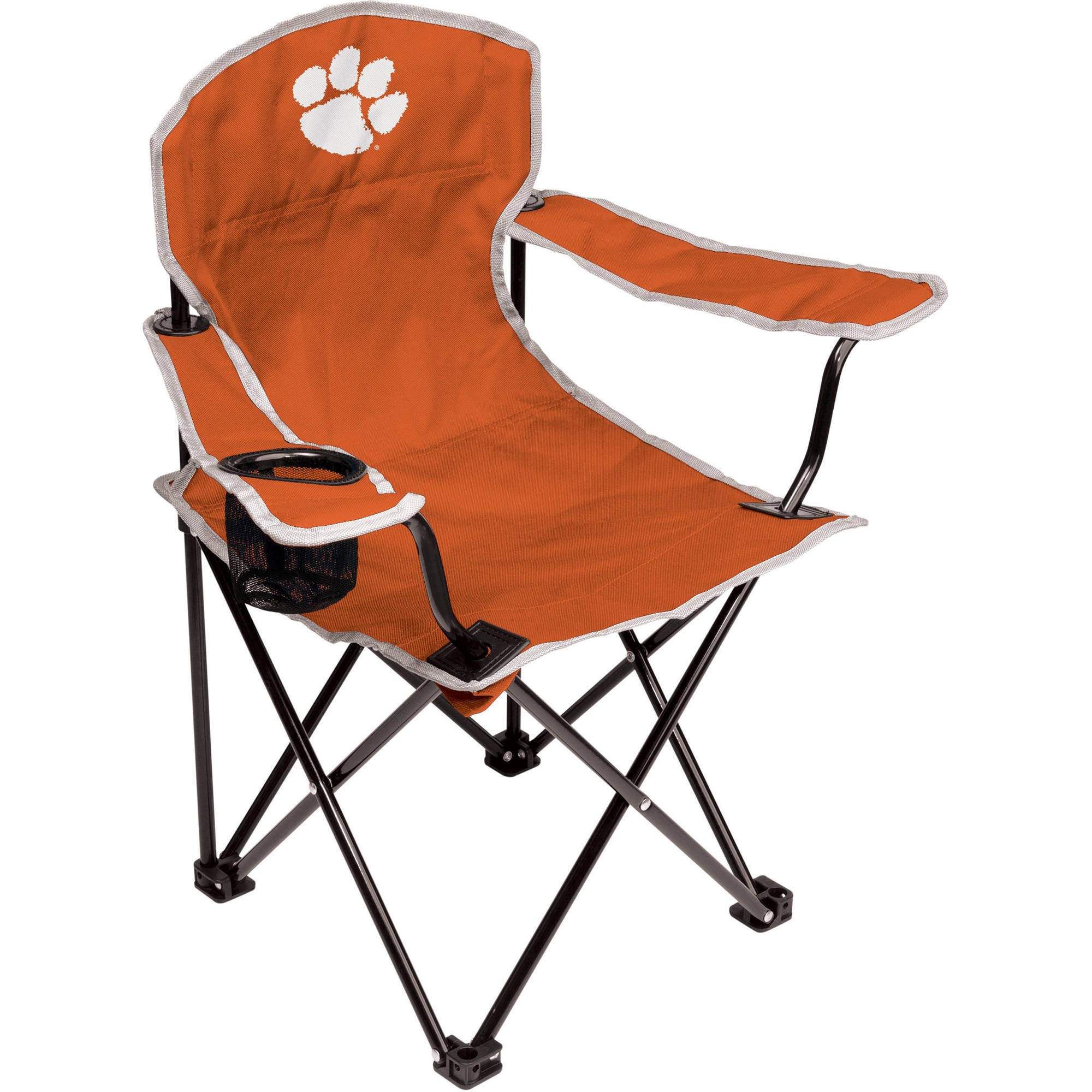 NCAA Clemson Tigers Youth Size Tailgate Chair from Coleman by Rawlings