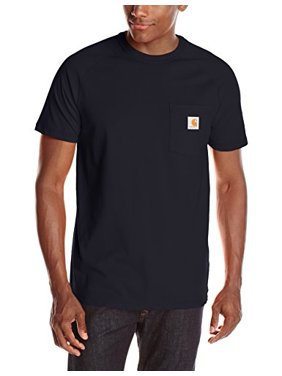 8295592d67f1a6 Product Image Carhartt Men s Force Cotton Short Sleeve T-Shirt Relaxed  Fit