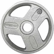 Weider Olympic Hammertone Weight Plate, 2.5-50