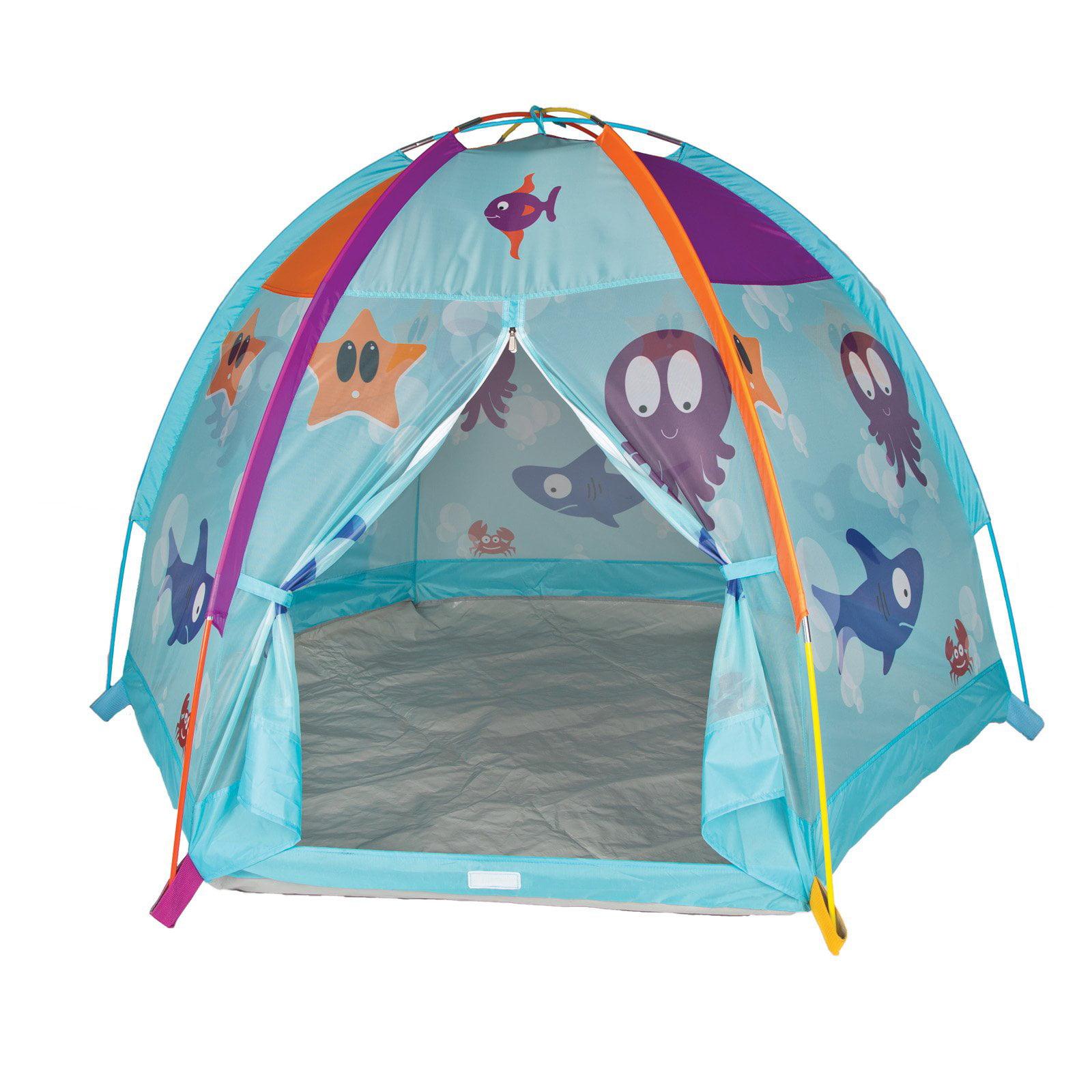 Ocean Adventures Dome Tent, Blue