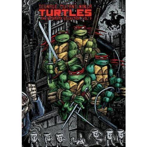 Teenage Mutant Ninja Turtles: The Ultimate Collection 3