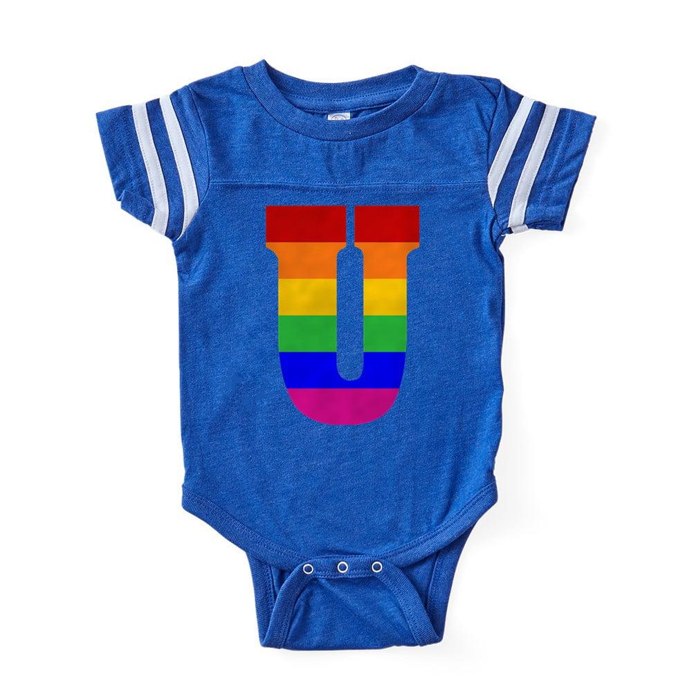 Unisex Baby Cute Shirt Aquarium Rainbow T-Shirt 6M-24M