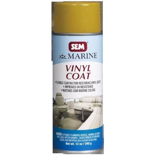 SEM Products 16 oz. Carver Coco Marine Vinyl Coat M25213