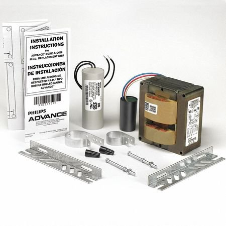 PHILIPS ADVANCE HID Ballast Kit,Metal Halide,50 W 71A5181-001D