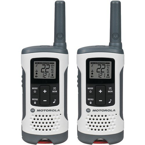 Motorola T260 Talkabout Radio, 2-Pack