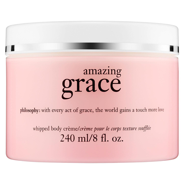 Philosophy Amazing Grace Whipped Body Creme, 8 Oz