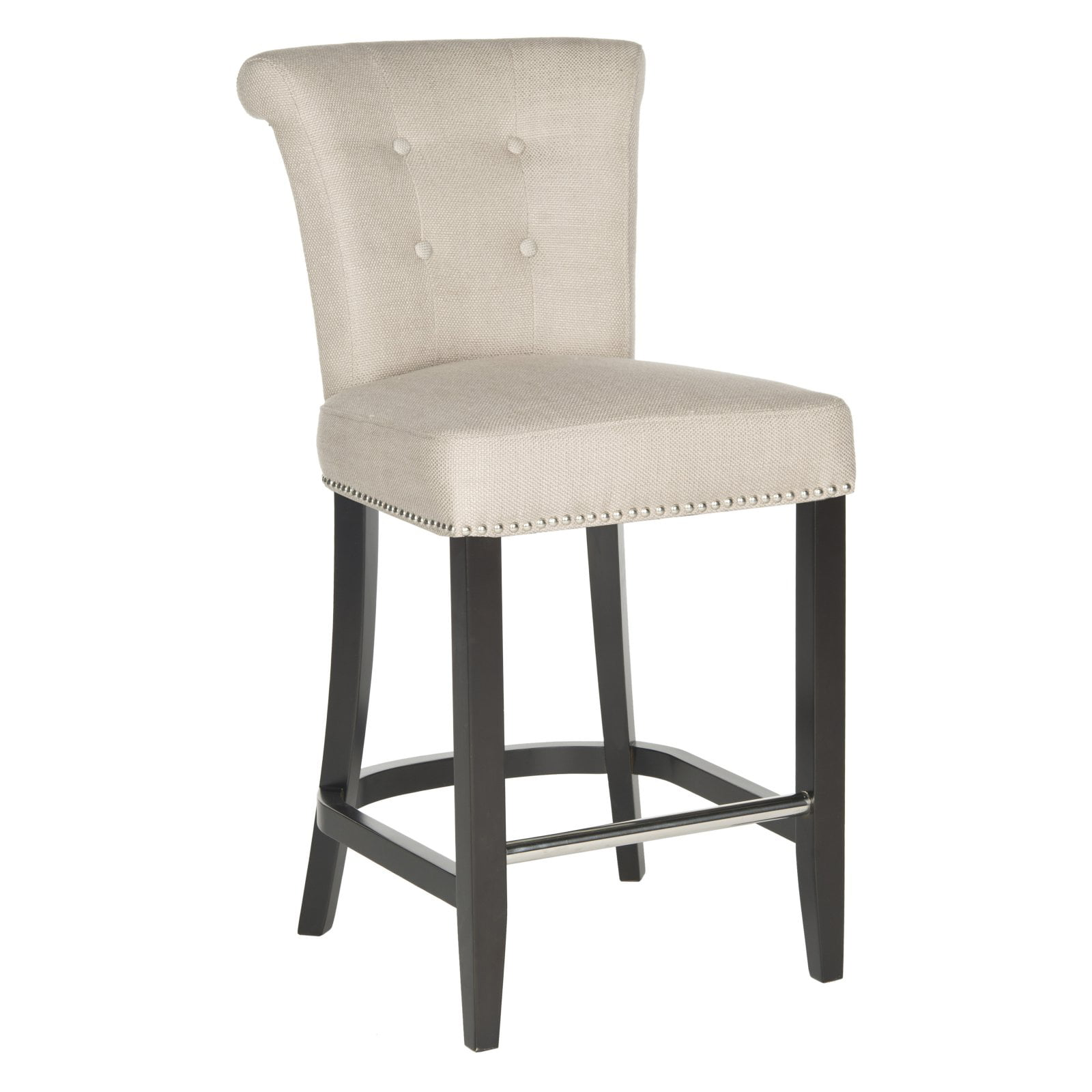 Safavieh Addo Classic Glam Ring Counter Stool With