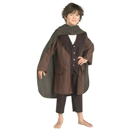 Lord Of The Ring Costumes (Lord of the Rings Frodo Child Halloween)